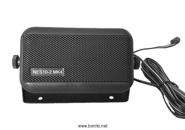 bhi NES-10-2 MK4 DSP Lautsprecher mit Rauschunterdrückung