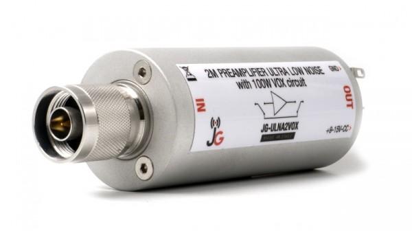 Preamplifier/Vorverstärker 144MHz mit VOX