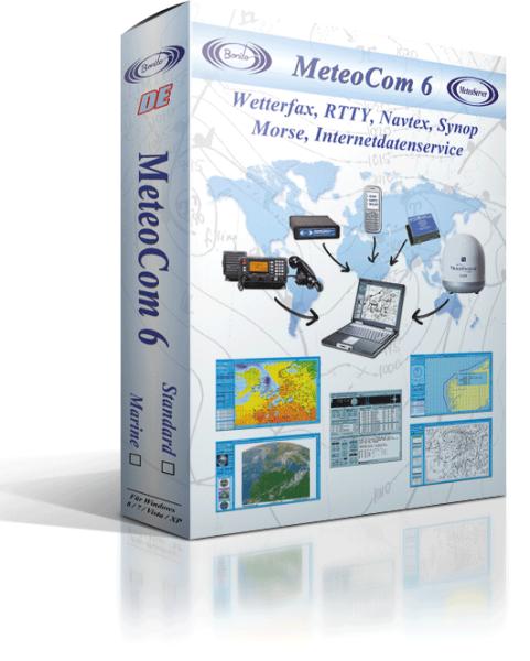 MeteoCom 6 Marine Edition