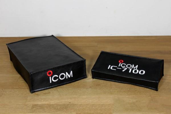 DX Covers - Staubschutzhaube für Ihren ICOM IC-7100