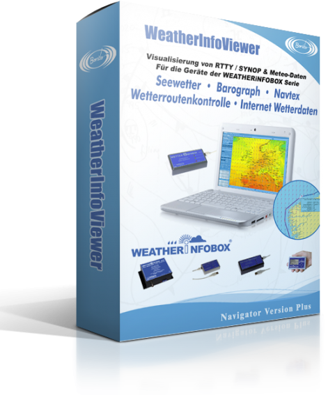 WeatherInfoViewer Navigator PLUS