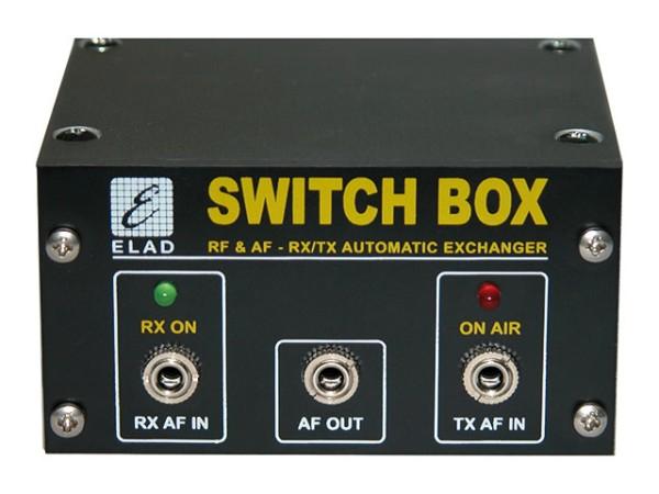 ELAD SwitchBox Automatic Transmit/Receive Switch