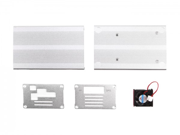 KiwiBox Metallgehäuse für KiwiSDR