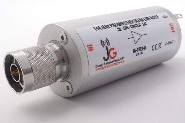 Preamplifier/Vorverstärker 144MHz EME-Contest-DX-SAT