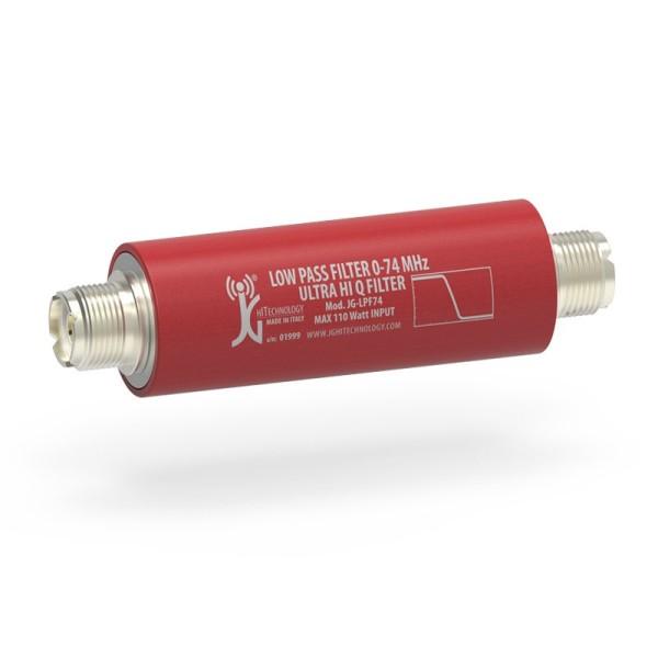 JG-LPF74 TRX Tiefpassfilter 100Watt