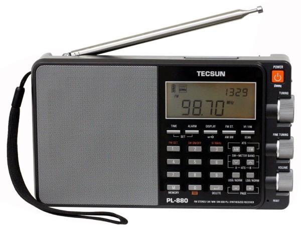 Weltempfänger TECSUN PL-880