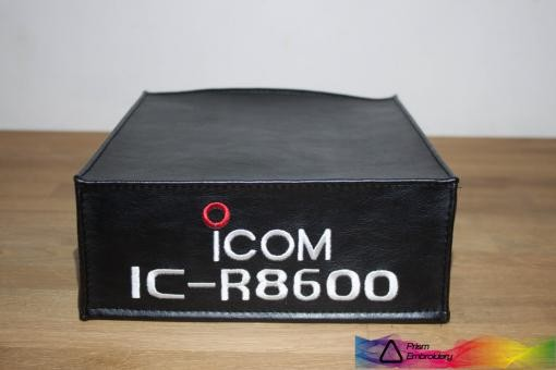 DX Covers - Staubschutzhaube für Ihren ICOM IC-R8600
